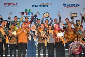 Penganugerahan Wirausaha Muda Mandiri 2016