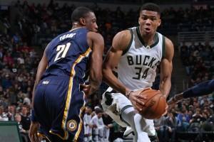 Klasemen NBA, Bucks masuk delapan besar Timur