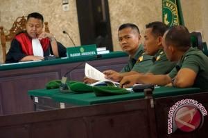 Sidang Sengketa Lahan TNI
