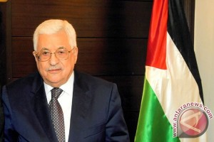 Presiden Palestina kutuk serangan di dekat tempat suci Yerusalem