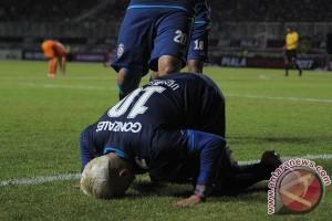 Aji: Arema FC jalankan taktik dengan baik