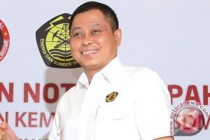 Menteri ESDM siap lapor presiden terkait perusahaan tolak amandemen