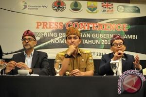 Inggris janjikan 3 juta poundsterling untuk cegah kebakaran hutan Indonesia