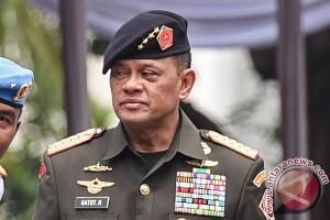 Panglima TNI dan lagu Koes Plus
