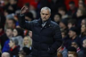 Herrera sebut Huddersfield lebih baik, Mourinho marah