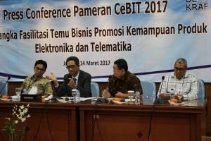 13 industri software dan konten Indonesia unjuk kemampuan di Jerman