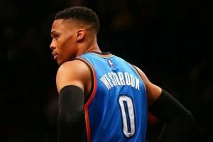 """Westbrook raup """"triple-double"""" ke-33 saat Thunder """"setrum"""" Nets 122-104"""