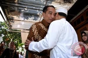 Keluarga berharap kedatangan Jokowi semangati Kyai Hasyim untuk sembuh