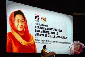 Megawati Jadi Pembicara Di Malaysia