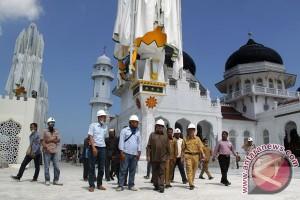 Target Proyek Masjid Raya