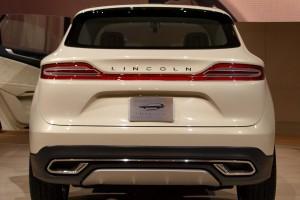 Ford produksi SUV Lincoln di China mulai 2019