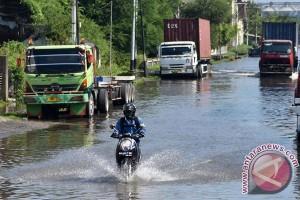 Banjir Rob Semarang.Banjir