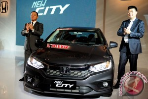 Peluncuran New Honda Civic