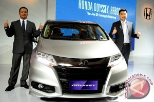 Peluncuran All New Honda Odyssey