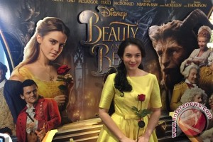 "Reaksi selebriti usai tonton ""Beauty and the Beast"""