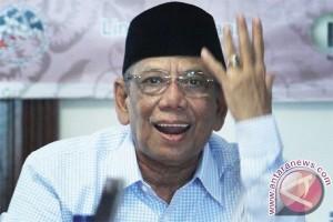 Hasyim Muzadi kenalkan NU ke dunia internasional
