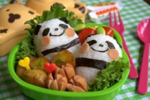Trik memasukkan sayuran dalam menu anak