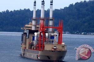 Kapal Pembangkit Listrik Di Ambon