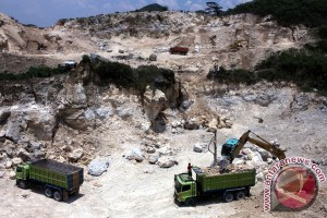 Tambang Batu Kapur Bogor