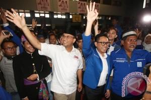 PAN resmi dukung Anies-Sandiaga