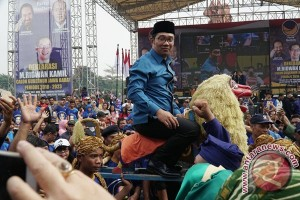 Ridwan Kamil tanggapi komentar dirinya diusung Nasdem lewat Facebook