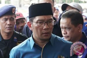 Ridwan Kamil minta pendukungnya tidak mudah terprovokasi sosmed