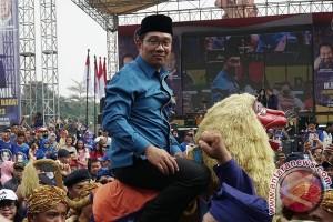 Elektabilitas Ridwan Kamil paling tinggi menurut survei ini