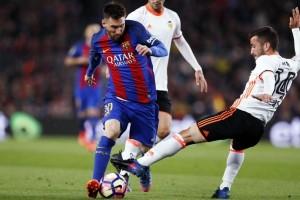 Rangkuman pertandingan Liga Spanyol