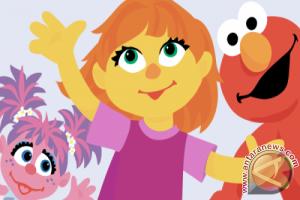 Sesame Street angkat isu autisme dengan boneka baru