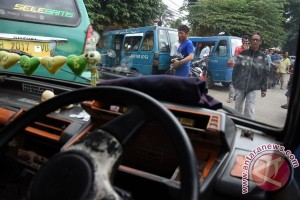 Antisipasi Bentrok Angkot-Ojek Online