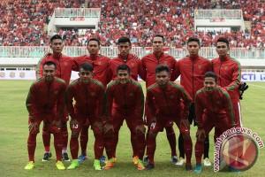 Indonesia turun delapan posisi di peringkat FIFA