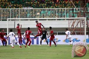 Timnas Indonesia kalah 1-3 di tangan Myanmar