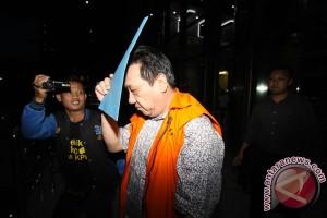 KPK limpahkan berkas penuntutan tersangka kasus PUPR