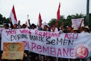 Koalisi Perempuan Indonesia dukung warga Kendeng