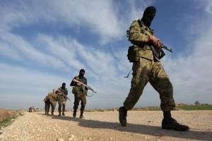 Polisi Mesir klaim tewaskan 14 terduga anggota ISIS