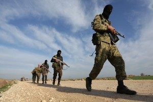 ISIS terusir dari sektor kota tua di Tabqa, Suriah