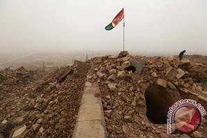 Istana kuno terkuak di bawah makam Nabi Yunus yang dihancurkan ISIS