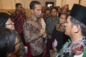 Cerita petani Kendeng bertemu Presiden Jokowi