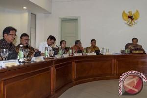 Rapat Terbatas Evaluasi Minerba