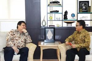 Indonesia-Jepang tingkatkan kerja sama sektor IKM