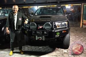 Modifikasi Toyota Hilux ini memakan biaya hingga Rp140 juta