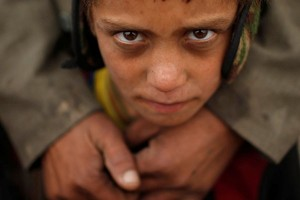 Thousands of children still trapped in IS-held areas in Mosul