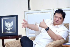 Indonesia ready to clarify palm oil ban issue: Minister Hartarto