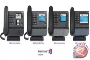 New Alcatel-Lucent Enterprise phones redefine user experience for business communications