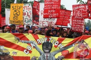 Seruan Pengusutan Korupsi Batu Bara
