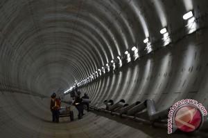 Progres Proyek MRT