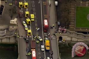 Polisi Inggris yakin pelaku serangan London beraksi sendiri