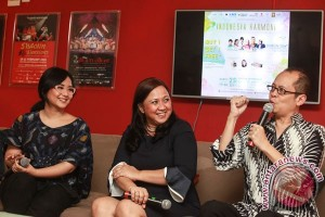 Jelang Konser Indonesia Harmoni