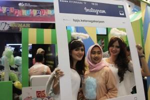 BPJS TK hadir di Bursa Kerja JIEXPO
