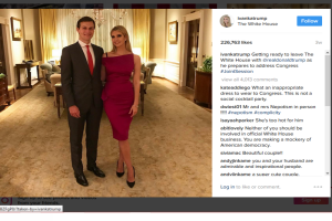 Cat Williams, sang penata gaya Ivanka Trump